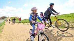 Where to cycle with kids - Sustrans.org.uk
