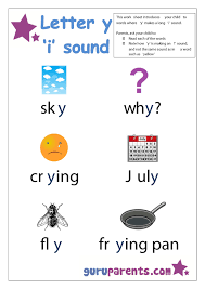 Letter Y Worksheets | guruparents
