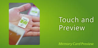 Memory Card Preview - Apps on Google Play