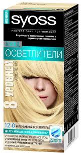 Купить <b>Крем</b>-<b>краска</b> для волос Syoss Color <b>Интенсивный</b> ...