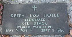 Keith Leo Hoyle (1924-1966) - Find A Grave Memorial