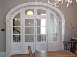 interior archway doors internal door white painted internal double doors  with arch frame arched top interior . interior archway doors ...