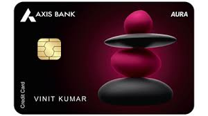 A credit card is an instrument to help you make instant credit based transactions. Axis Bank Launches Aura A Credit Card Exclusively Loaded With Affordable Health And Wellness Solutions
