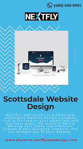 Custom Scottsdale Web Design As One Of The Leading Scottsdale Website Design Company