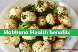 Makhana Nutrition Chart A Handful Of Makhana Benefits In Many Ways Benefits Of Makhana