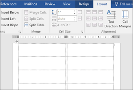 how to print labels from excel create and print labels using mail merge word