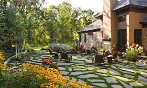 patio stones with grass in between. Delighful Stones Houzz With Patio Stones Grass In Between I