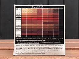 Light Mountain Henna Hair Color Chart Beauty Loon In 2019