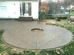 cement patio cost concrete patio cost backyard cement patios large size of outdoor finishes pictures design