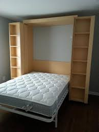 cool murphy bed designs. Small Murphy Bed Bedroom Contemporary Decoration With Light Cherry Fold Away Wall Exciting For Design Cool Designs