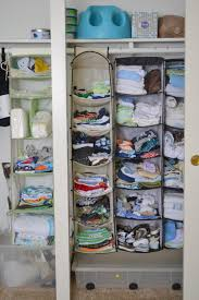 Image of: Baby Closet Organizer for Small Space