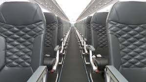 Frontiers New Seats Give More Room To The Middle Seat And