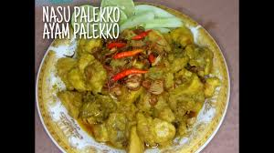 Daging ayam lemon juice chicken powder garam. Cara Membuat Nasu Palekko Ayam Palekko Yang Enak Gampang Cocok Buat Jualan Youtube