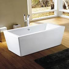 best material for freestanding tub. amaze rectangle freestanding tub. beautiful, ergonomic and comfortable, neptune\u0027s contemporary style best material for tub