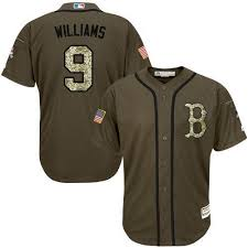 Base Camo Jersey Williams Cool Ted 9