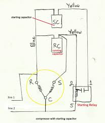 wiring diagrams hvac capacitor replacement carrier capacitor capacitor start capacitor run single phase induction motor at Capacitor Start Run Motor Wiring Diagram