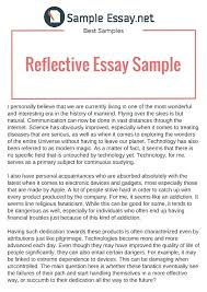 Reflective Journal Template For Students Dance Essay Example