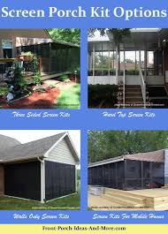 interior do it yourself patio enclosure kits a screen porch kit is great regular 11