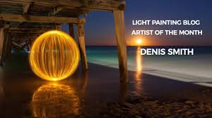 Light Month Artist Of The Month Archives Light Painting Blog