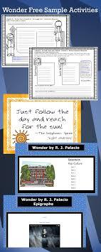 free sle printables from wonder book unit