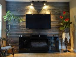 diy wood pallet accent wall