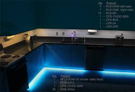 kitchen cabinet accent lighting.  Kitchen Goodlooking Rgb Flexible Light Strips Line Under Cabinets For Accent  Lighting  And Kitchen Cabinet T