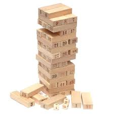 Wooden Bricks Game USD 100100] The game Jenga digital stacks of highrise stacked 25