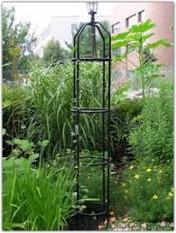 garden obelisk trellis. Unadorned Obelisk Garden Trellis G