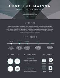 Sample Personal Timeline Mesmerizing Customize 44 Timeline Infographic Templates Online Canva