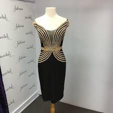 Clarisse 3352 Black Size 8 Boutique
