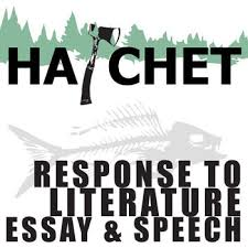 hatchet essay prompts grading rubrics by gary paulsen tpt hatchet essay prompts grading rubrics by gary paulsen