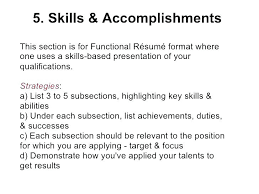 Accomplishments For Resume Fascinating Examples Academic Achievements Resume Resume Writing Key