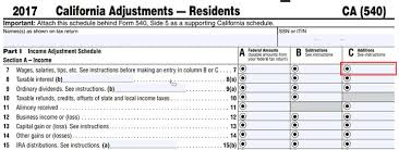 State Of California Paycheck Calculator California And New Jersey Hsa Tax Return Special Considerations