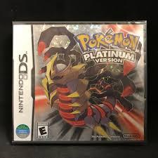 Pokemon Platinum Version Rom