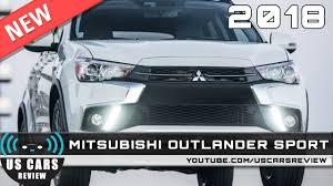 2018 mitsubishi outlander review. delighful outlander new 2018 mitsubishi outlander sport  review news interior exterior and mitsubishi outlander review