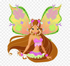 Winx club was already under fire after the accusations of copying the latter, so letting mirta become why can't roxy use other wings in her believix form? Flora Believix By Magicalcolourofwinx Winx Club Believix Wings Free Transparent Png Clipart Images Download