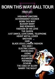 De 9 Beste Bildene For Born This Way Ball