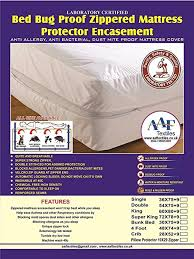 Double Lab Certified Bed Bug Proof Mattress Encasement Fully
