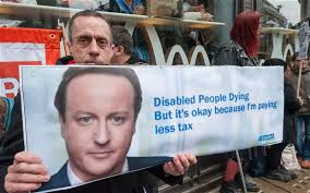 Image result for disabled people's rights uk