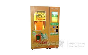 Fresh Squeezed Orange Juice Vending Machine Cool Fresh Orange Juice Vending Machine