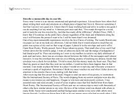 most embarrassing moment essay  the most embarrassing moment of my life essay