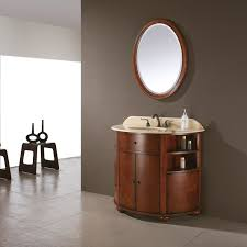 Dark bathroom vanity Dark Brown 38 Bath Kitchen And Beyond 38