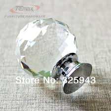 crystal furniture knobs. Crystal Closet Door Knobs Round Clear Sparkle Diamond Cabinet And Handles Furniture