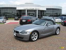 2006 Silver Grey Metallic BMW Z4 3.0i Roadster #14718422 ...