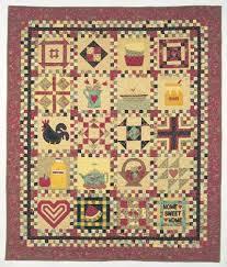 Country Cupboard Quilt Design | Quilt design, Free pattern and ... & Country Cupboard Quilt Design Adamdwight.com