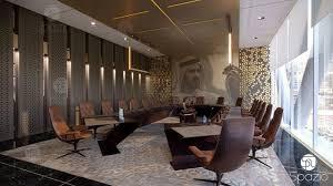 Office room interior design photos Tiny Office Boardroom Interior Design Leading Office Interior Design Companies In Dubai Spazio