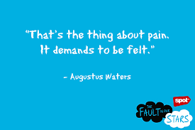 Quotes From The Fault In Our Stars Inspiration 48 Most Quotable Quotes From The Fault In Our Stars By John Green