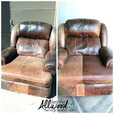 painting leather furniture painting r furniture how to paint home design ideas and pictures spray faux