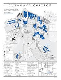 maps and driving directions to cuyamaca college