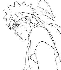 Small Picture Naruto Manga Coloring Page Download Print Online Coloring
